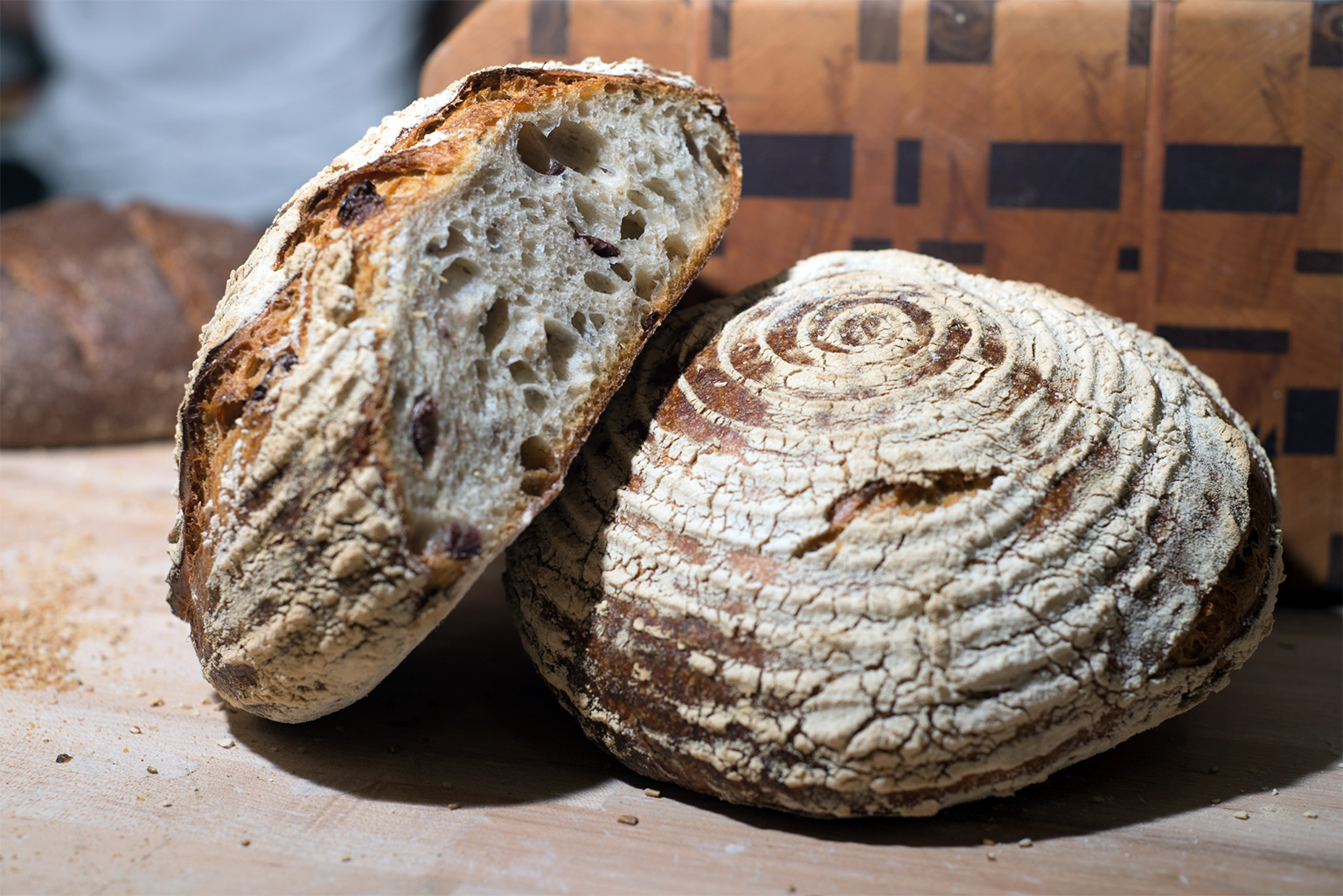 Kalamata Sourdough