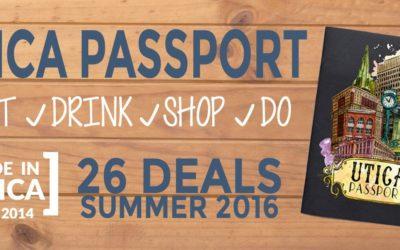 Utica Passport – Eat. Drink. Shop. Do